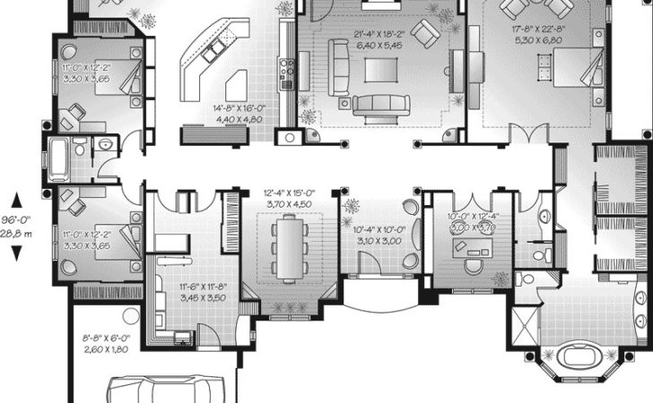 San Jacinto Florida Style Home Plan House