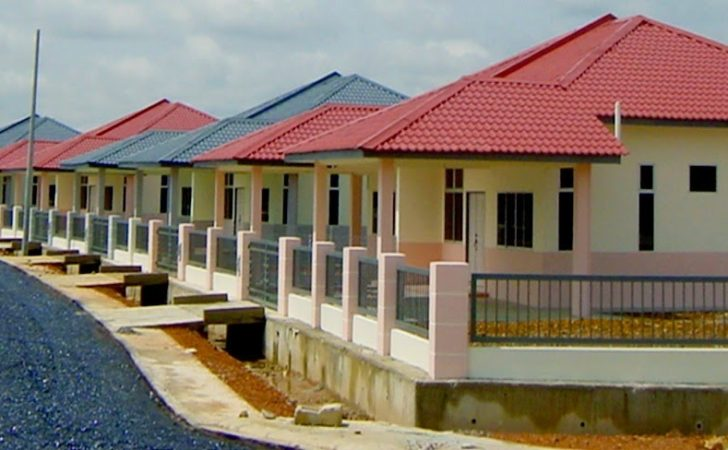 Sarawak Monitor Master Plan Building Affordable Houses
