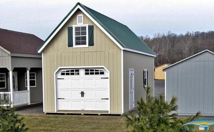 Save Valuable Time Money Prefabricated Garage Kits