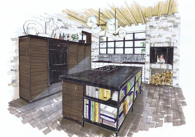 Schematic Life Renderings Canadian House Home