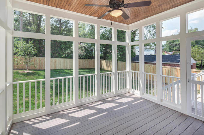 Screened Porch Cost Prices