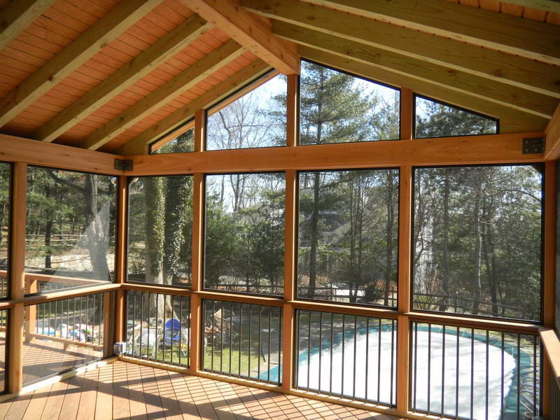 Screened Porch Pinterest