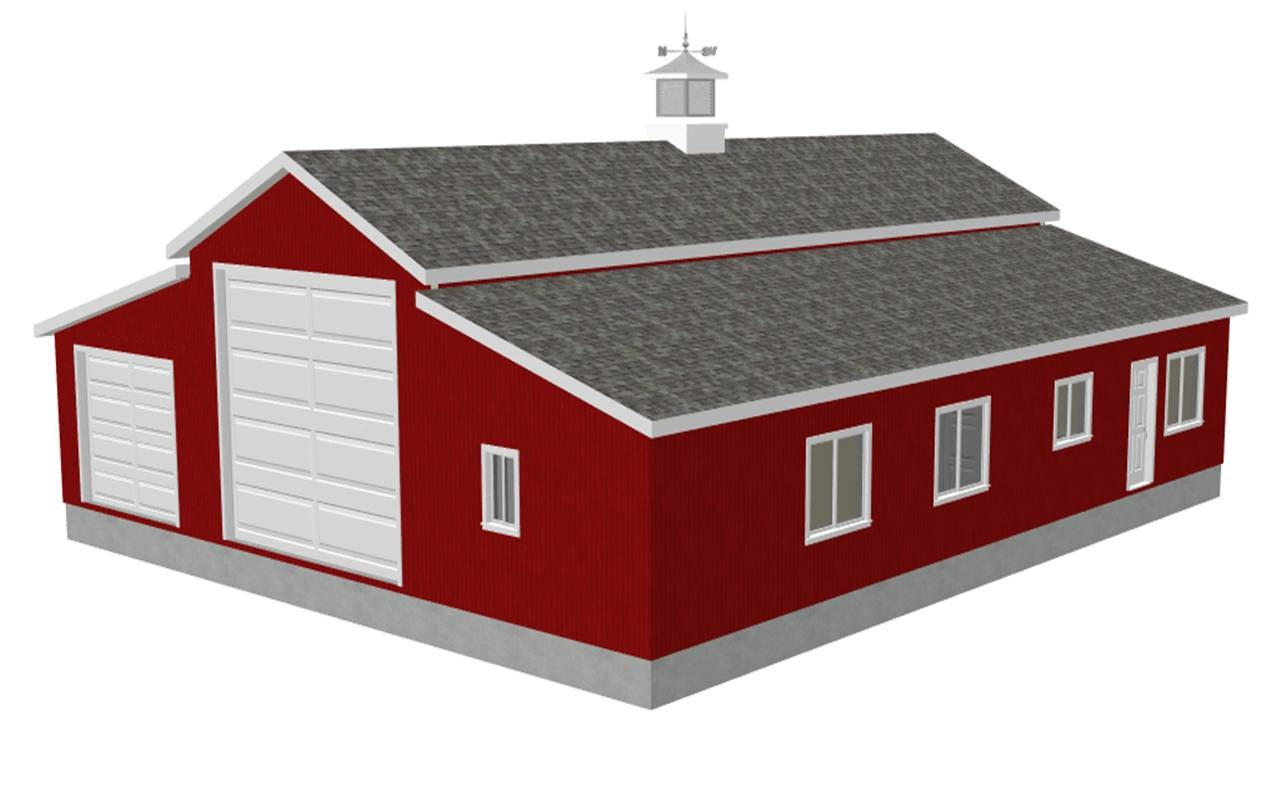 Sdsg Workshop Apartment Barn Plans