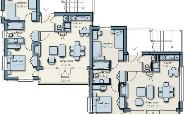Semi Detached House Plans Find
