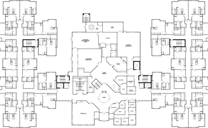 Senior Housing Home Interior Design Ideashome