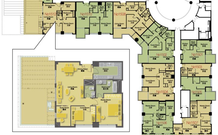 Serviced Apartment Floorplan Overall Sflb Ashx