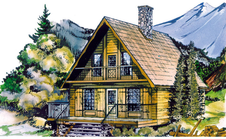 Shadow Mountain Cottage Home Plan House Plans