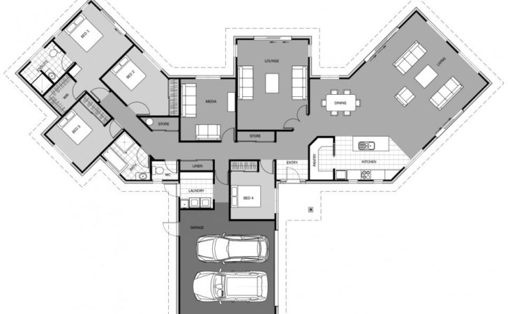 Shaped House Plans Lovely Australia