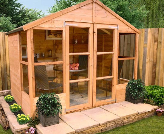 Shed Design Tips Your Potting Cool