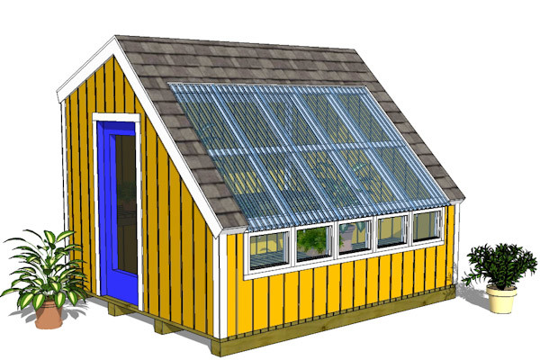Shed Greenhouse Plansshed Plans