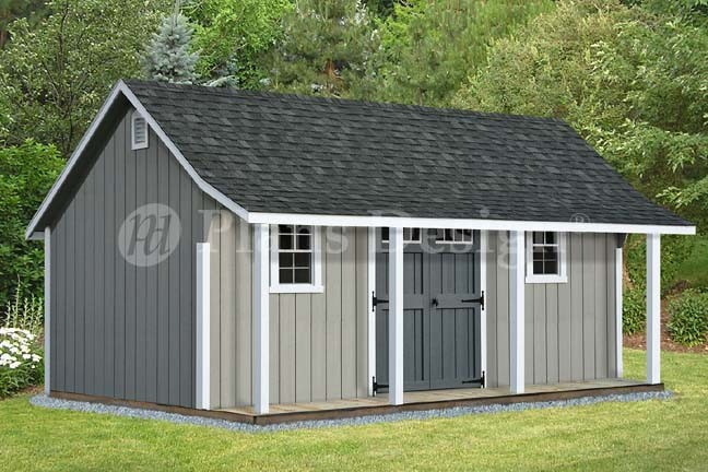 Shed Plans Review Wood