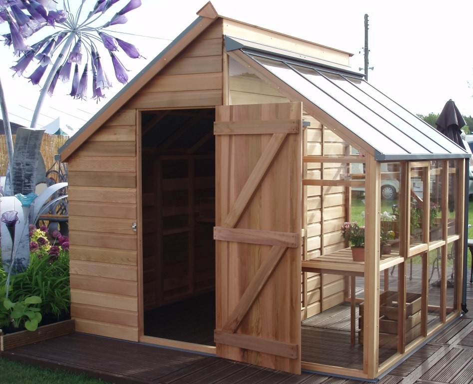 Shed Plans Vipgreenhouse Vip
