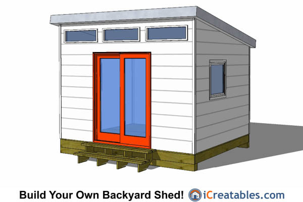 Shed Project Gambrel Plans Craftsman House