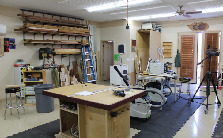 Shop Layout Tips Wood Whisperer