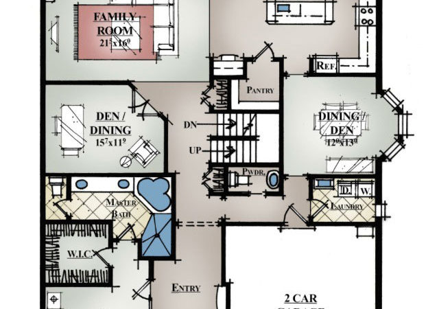 Signature Home Floor Plans House Design Ideas