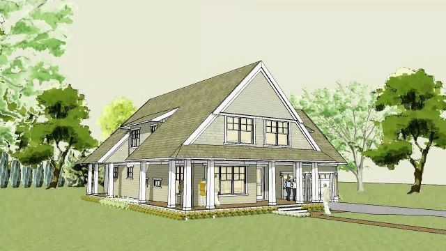 Simple Cottage House Plan Home Plans