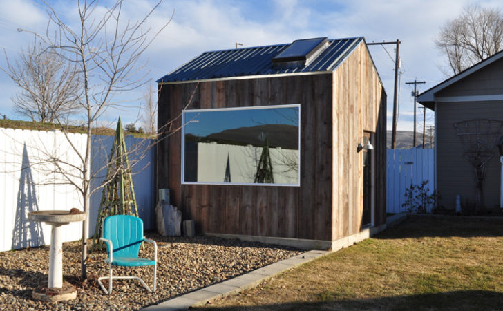 Simple Garden Shed Sean Neill
