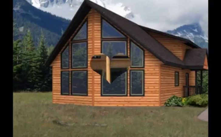 Simple Home Designs Loft Chalet Lodge Style