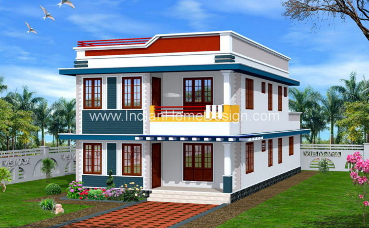 Simple House Exterior Design Home Interior Designing