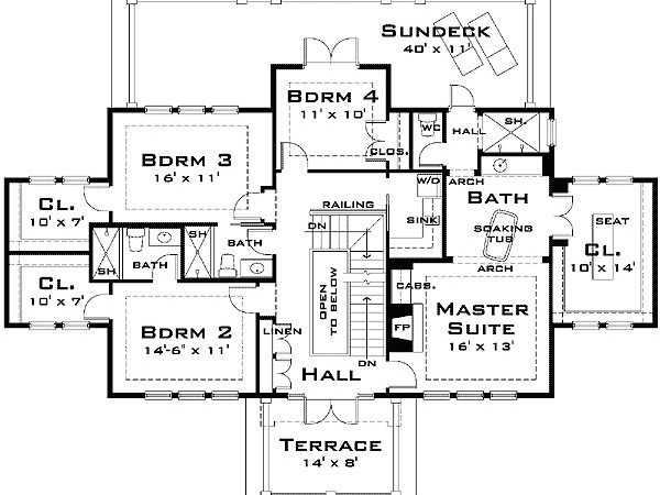 Simple House Plans Two Bedrooms Magruderhouse
