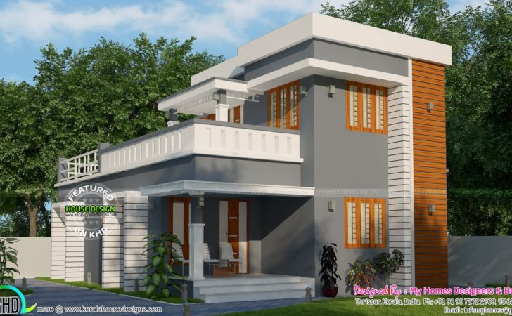 Simple Low Budget Bedroom House Kerala Home Design