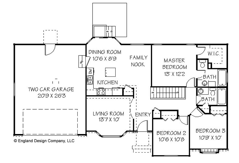 Simple Ranch House Plans Find