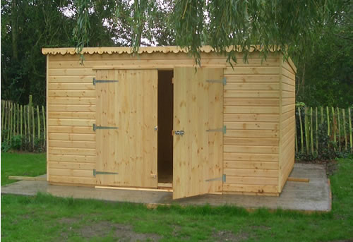 Simple Storage Shed Designs Your Backyard Diy Plans
