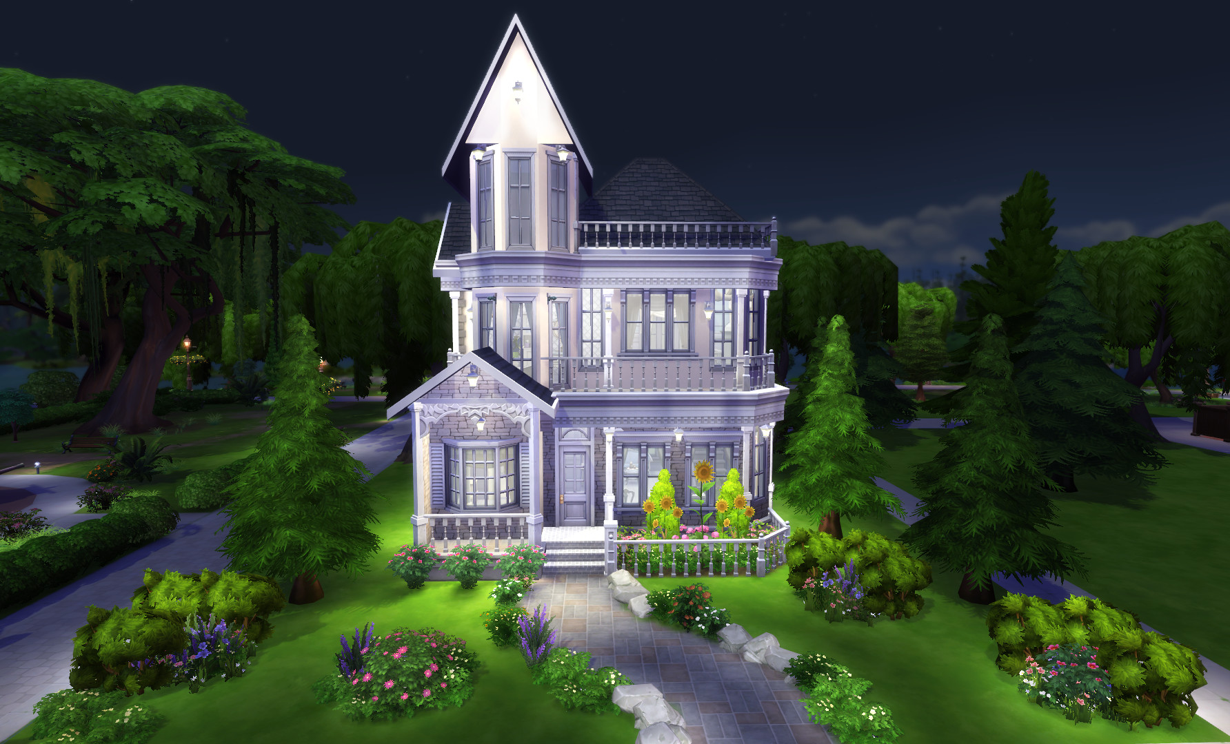 Sims Build Tutorial Victorian House Interior