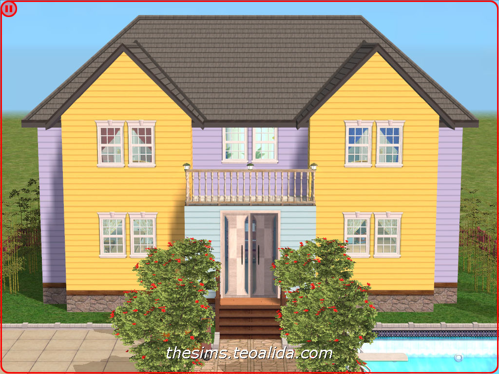 Sims House Home Ideas Floor Plans Part