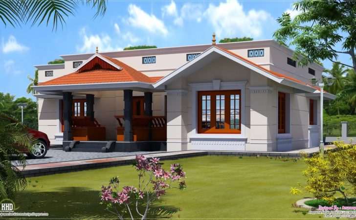 Single Floor Feet Home Design House Plans