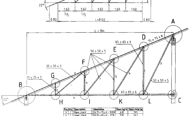 Single Slope Roof Plans