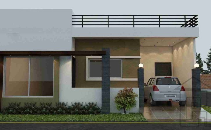 Single Storey House Design Gharplans
