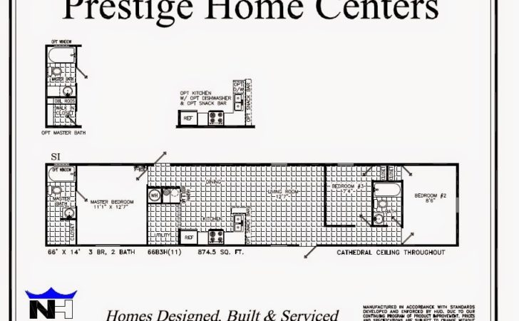 Single Wide Homes Many Plans Available Prestige Home