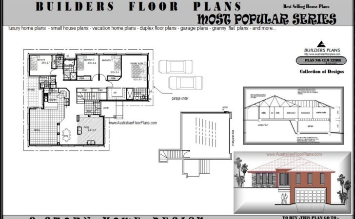 Sloping Land House Plans Unique