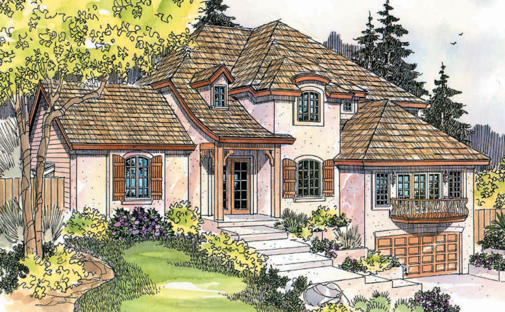 Sloping Lot House Plans Sloped