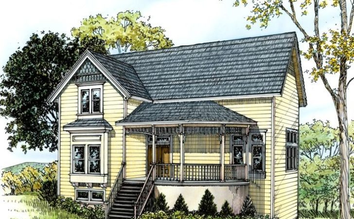Sloping Lot House Plans Story Home Plan