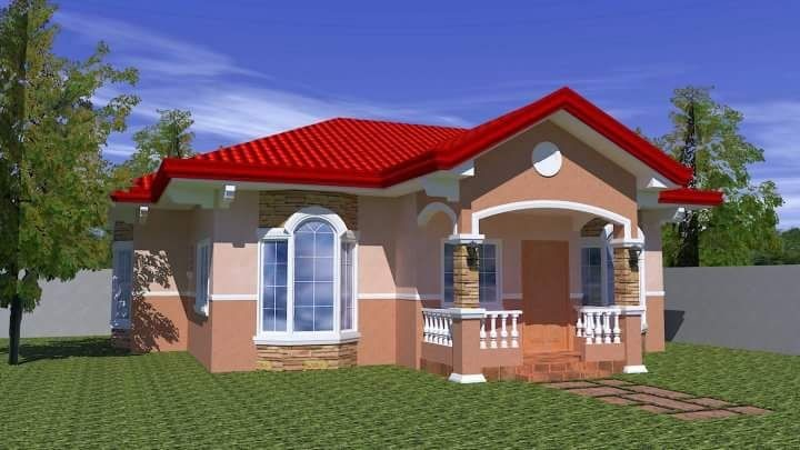 Small Beautiful Bungalow House Design Ideas Ideal