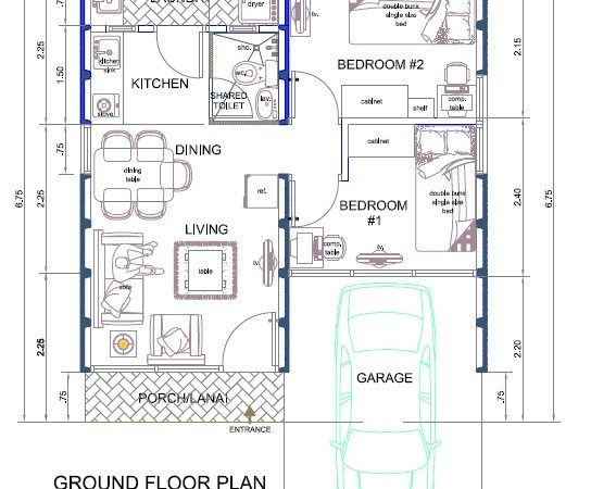 Small Budget House Plans Philippines