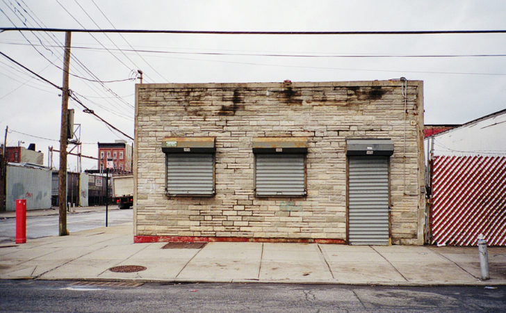 Small Building Red Hook Bluejake