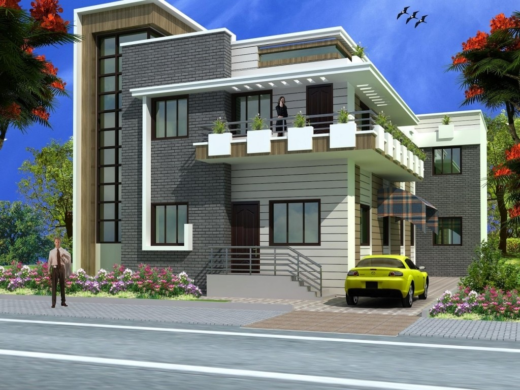 Small Bungalow House Plans Indian Modern Best Design