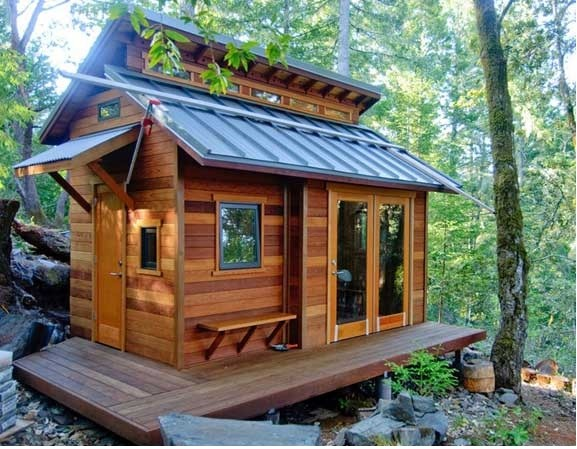Small Cabin Lifestyle