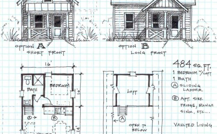 Small Cabin Plans Knock Your Socks Off