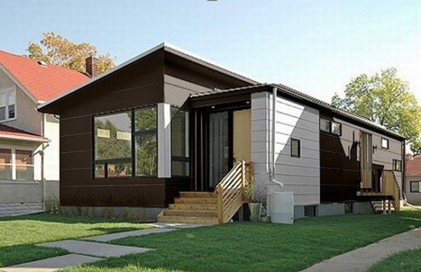 Small Contemporary Prefab Homes