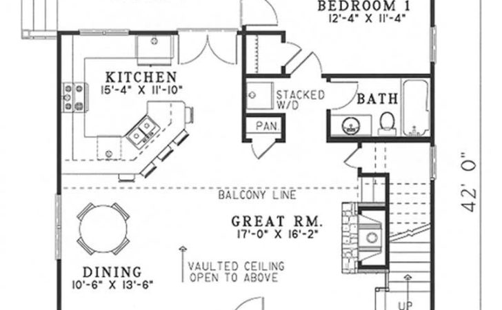 Small Cottage Country House Plans Home Design
