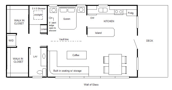 Small Cottage Floor Plans Concept Drawings Robert Olson