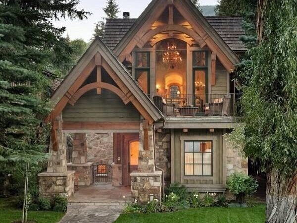 Small Cottage Homes Floor Plans