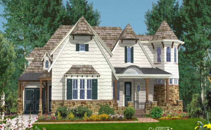 Small Cottage House Plans Porches Island