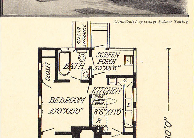 Small Cottage Plans Under Share Knownledge