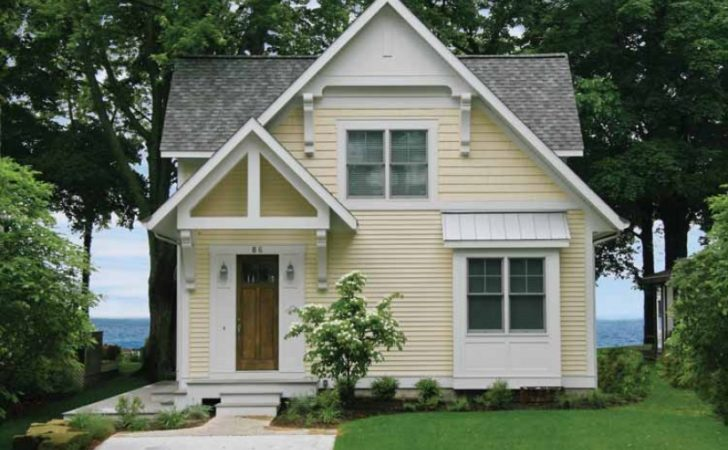 Small Cottage Style House Design