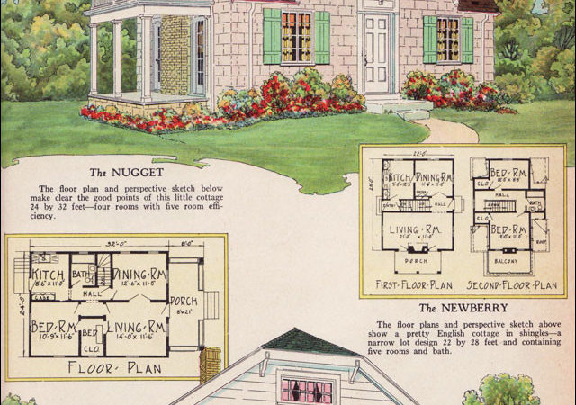 Small English Cottage House Plans Find